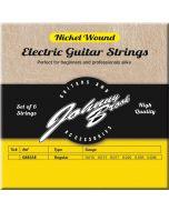 elektrische gitaarsnaren nickel wound .10 (regular)