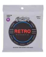 Martin MM11 Retro Acoustic monel wound .011