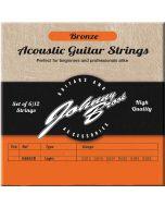 Akoestische gitaarsnaren bronze .012
