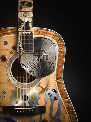 Martin 2 miljoenste gitaar